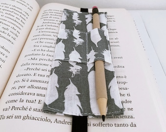 """Bookmark """"Wrapping"""" Romance (Plume)"""
