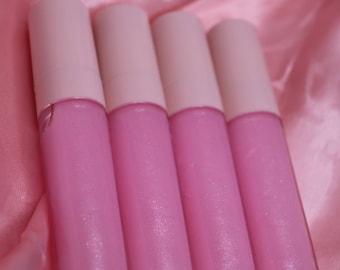 Think Pink - Pink Tinted Shimmer Gloss