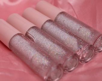 Silver Lining - Silver Glitter Gloss