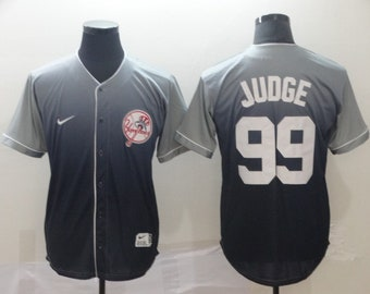 9a5b212d8a3 Men s Aaron Judge  99 New York Yankees Gray Stitched Baseball Jersey