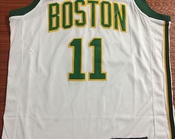 1fda84a6e26 Men s Boston Celtics  11 Kyrie Irving White NBA Swingman City Edition 2018-19  Jersey