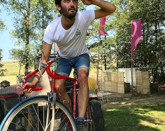 Monkey Bike T-shirt - Pete the Monkey