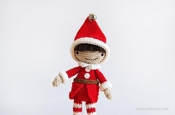 Fornitore di corredi di Natale e crochet di Amigurumi del filato e ... | 377x570