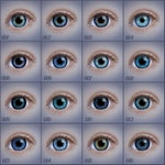 BJD doll EYEs with HOLOGRAPHIC effects different size 8mm, 10mm, 12mm, 14mm, 16mm, 18mm, 20mm. For bjd and art dolls. For custom order