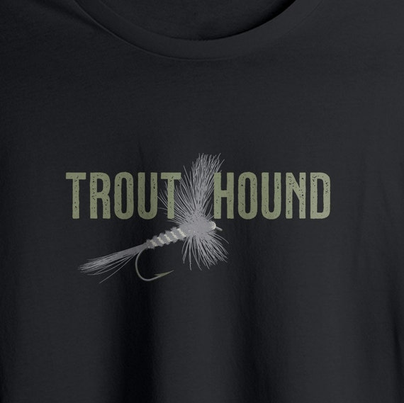 TROUT FLY FISHING T-SHIRT all sizes BRAND NEW