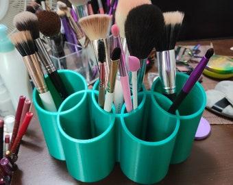 Desk Organizer / Makeup Brush Holder