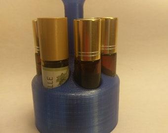 6x 10mL EO Roller Bottle Rack