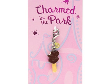 Sterling Silver 3-D ICE CREAM Bar charme