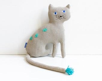 Mimi – designer unique, cuddly toy, toy, unique piece, environmentally conscious