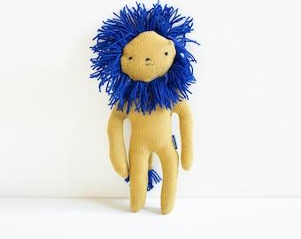 Yama – designer unique, cuddly toy, handmade, environmentally conscious, illustrative
