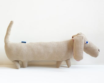 Pudeldidu – designer unique, cuddly toy, handmade, environmentally conscious, illustrative