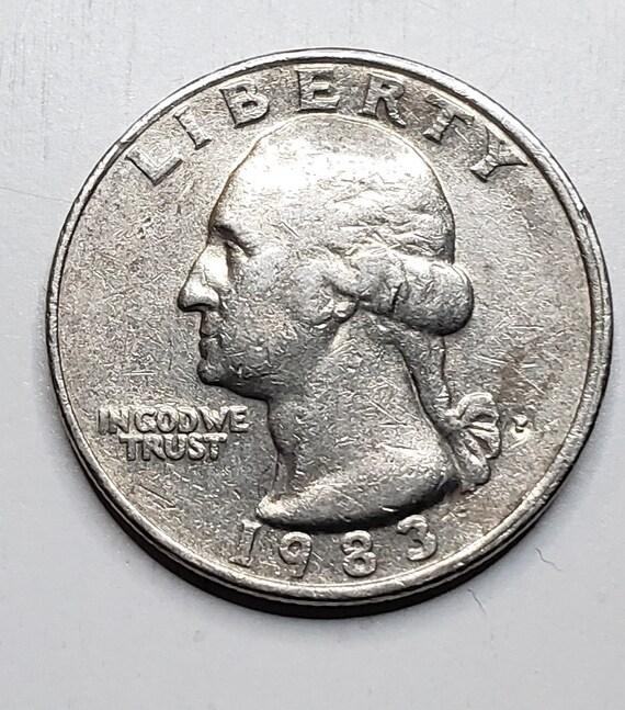1983 P Quarter Error