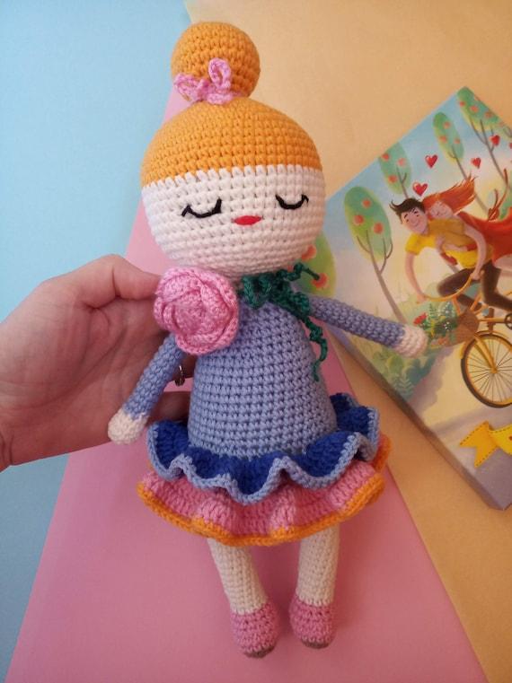 Creative Ideas - Funky Amigurumi Dolls Made by Mint Bunny ... | 761x570