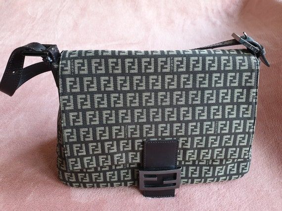 Authentic Fendi Mama Baguette