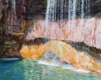 Indiana Waterfall