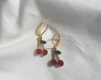51483358884f2 Lolita earrings   Etsy