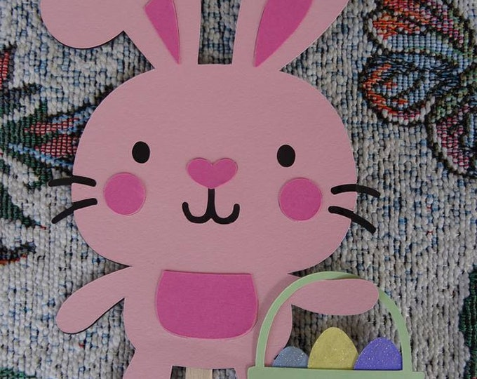 6 Easter Bunny Craft Sets
