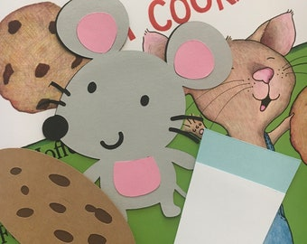 """6 """"If You Give a Mouse a Cookie"""" Craft Kits"""
