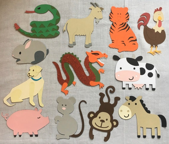 Chinese New Year Felt Board / Puppet Set