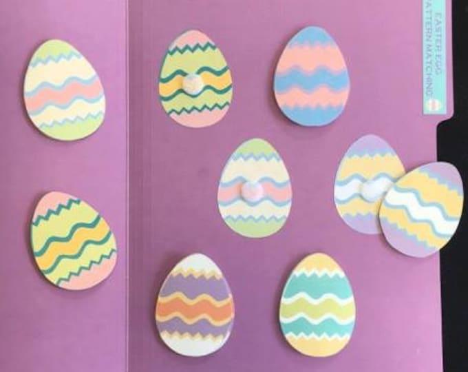 Easter Egg Pattern Matching Folder