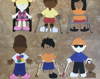 Diversity and Equality Collection Puppet / Felt Board Set