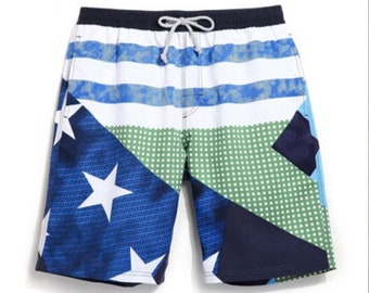 d2469566ac706 Swim trunks, Stars, swim shorts, swimwear, swimsuits, men, beach apparel,  swimwear, shorts men, shorts summer, swimsuit shorts