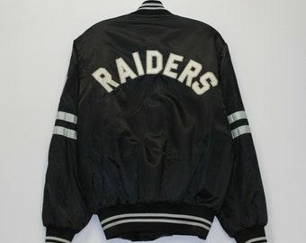 f5f0d629 Raiders jacket | Etsy