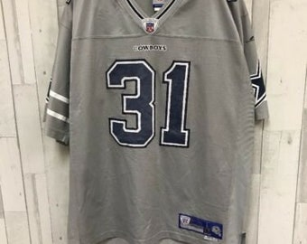 f6480a393 Vintage Dallas Cowboys Roy Williams NFL Reebok Jersey Size Large