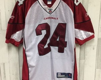 e8299a2e7 Adrian Wilson  24 Arizona Cardinals NFL Reebok On Field Authentic Jersey Sz  48