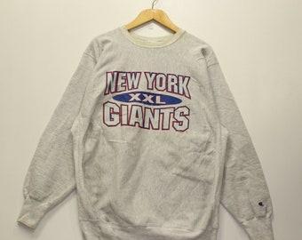 new product 56f9a 80ee9 Giants sweatshirt | Etsy