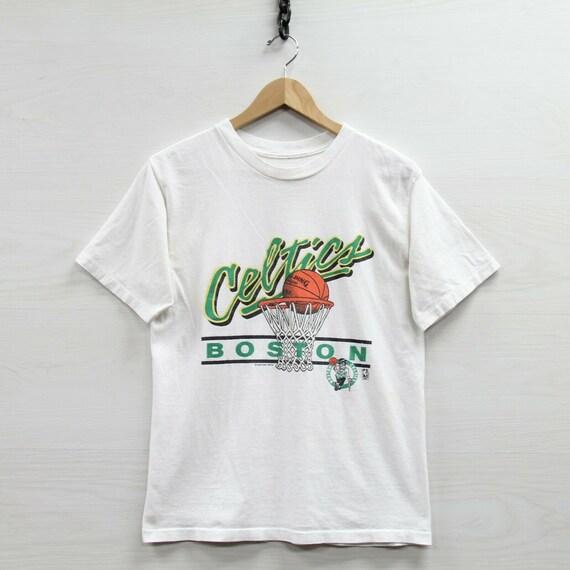 Vintage Boston Celtics Salem Sportswear T-Shirt Si