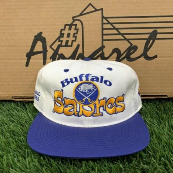 Vintage Buffalo Sabres NHL Maska #1 Apparel Snapba