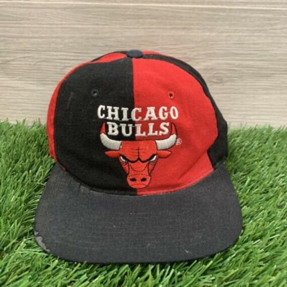 VTG Chicago Bulls NBA Basketball Starter Pin Wheel
