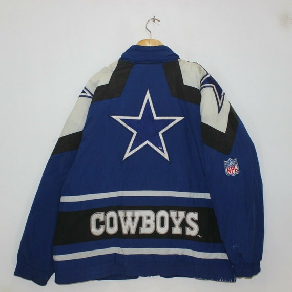 Vintage Dallas Cowboys Apex One NFL Insulated Jack