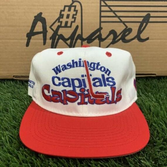 Vintage Washington Capitals NHL Maska #1 Apparel S