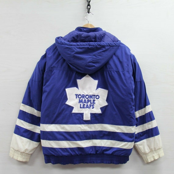 Vintage Toronto Maple Leafs Apex One Insulated Jac