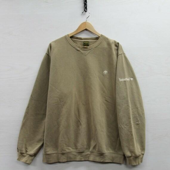 Vintage Timberland Sweatshirt Crewneck Size Large