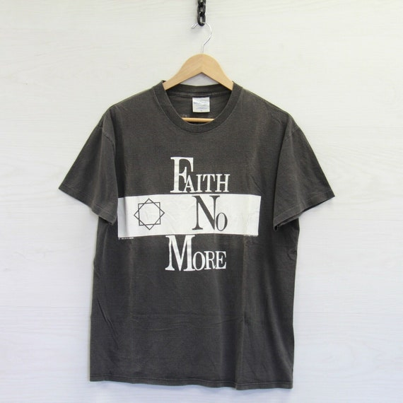 Vintage 1990 Faith No More Real Thing Tour Brockum