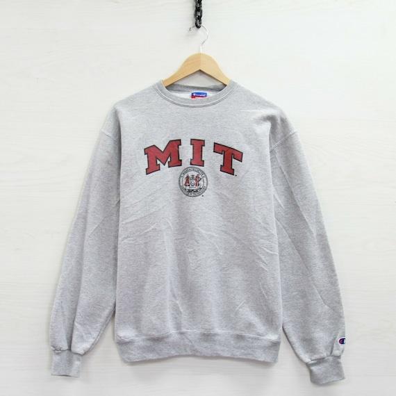 Vintage MIT Massachusetts Technology Champion Swea