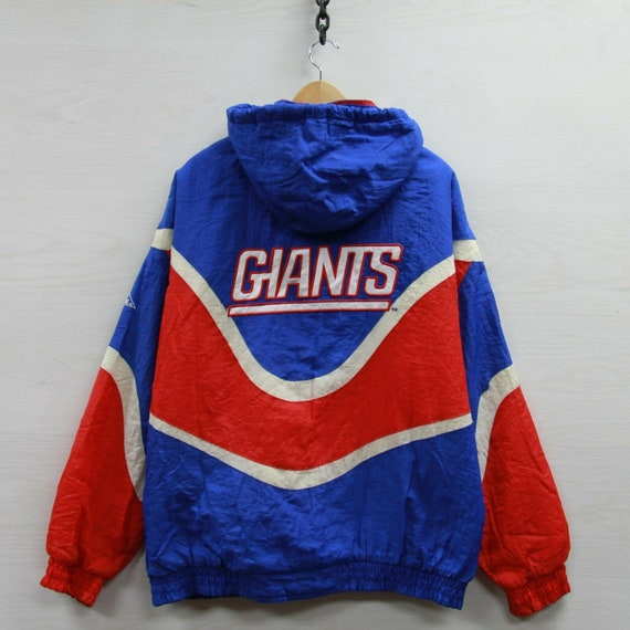 Vintage New York Giants Insulated Apex One Jacket