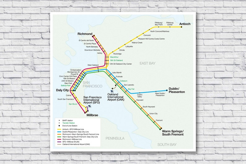 BART Map, San Fransisco Subway Map, Bay Area Rapid Transit Map, Public San Fran Bart Map on atlanta bart map, sacramento bart map, bart bus map, berkeley bart map, original bart map, walnut creek bart map, bay area bart map, bart system map, oakland bart map, richmond bart map, california bart map, bart muni map, bart station map, pleasanton bart map, east bay bart map, future bart map, bart sfo airport map, los angeles bart map, pittsburgh bart map, dallas bart map,