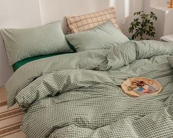 Green Comforter Etsy