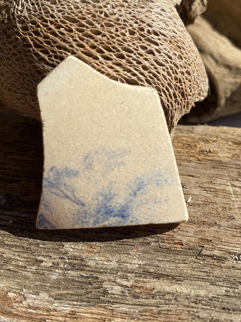 Perfect for a pendant BAROQUE SEA POTTERY