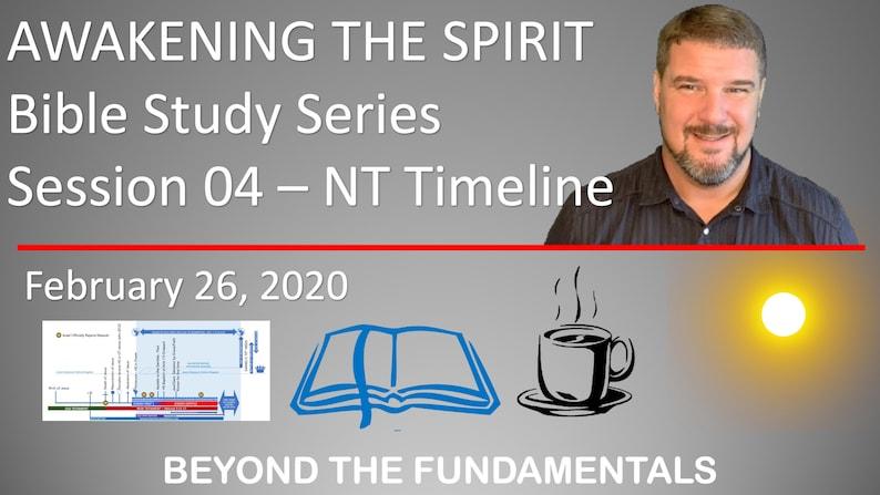 Session 04 Awakening The Spirit  NT  Phase Lines image 0