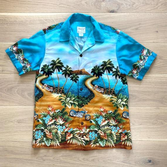 Vintage True Hawaiian All Over Print Shirt