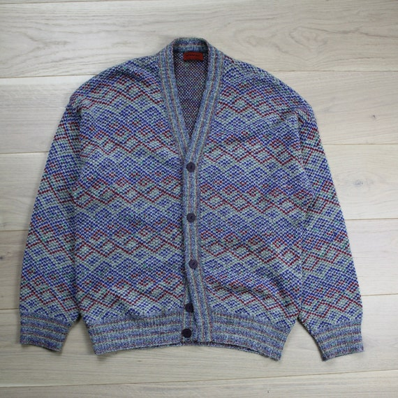 Vintage Missoni Knit Cardigan