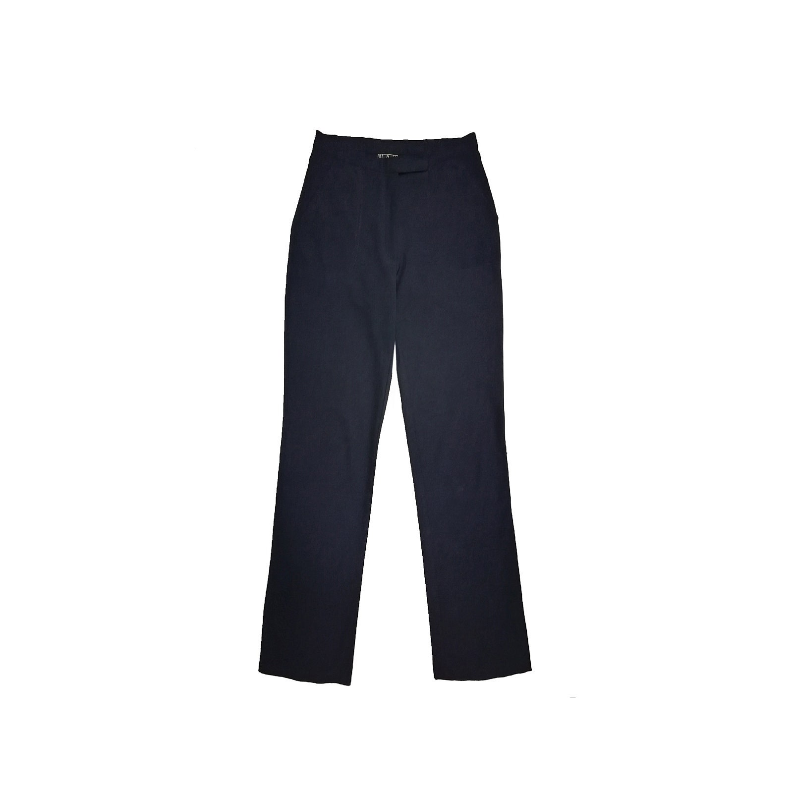 74258dc3eb FENDI jeans trousers black size M 30 44 suit pants pantaloni | Etsy