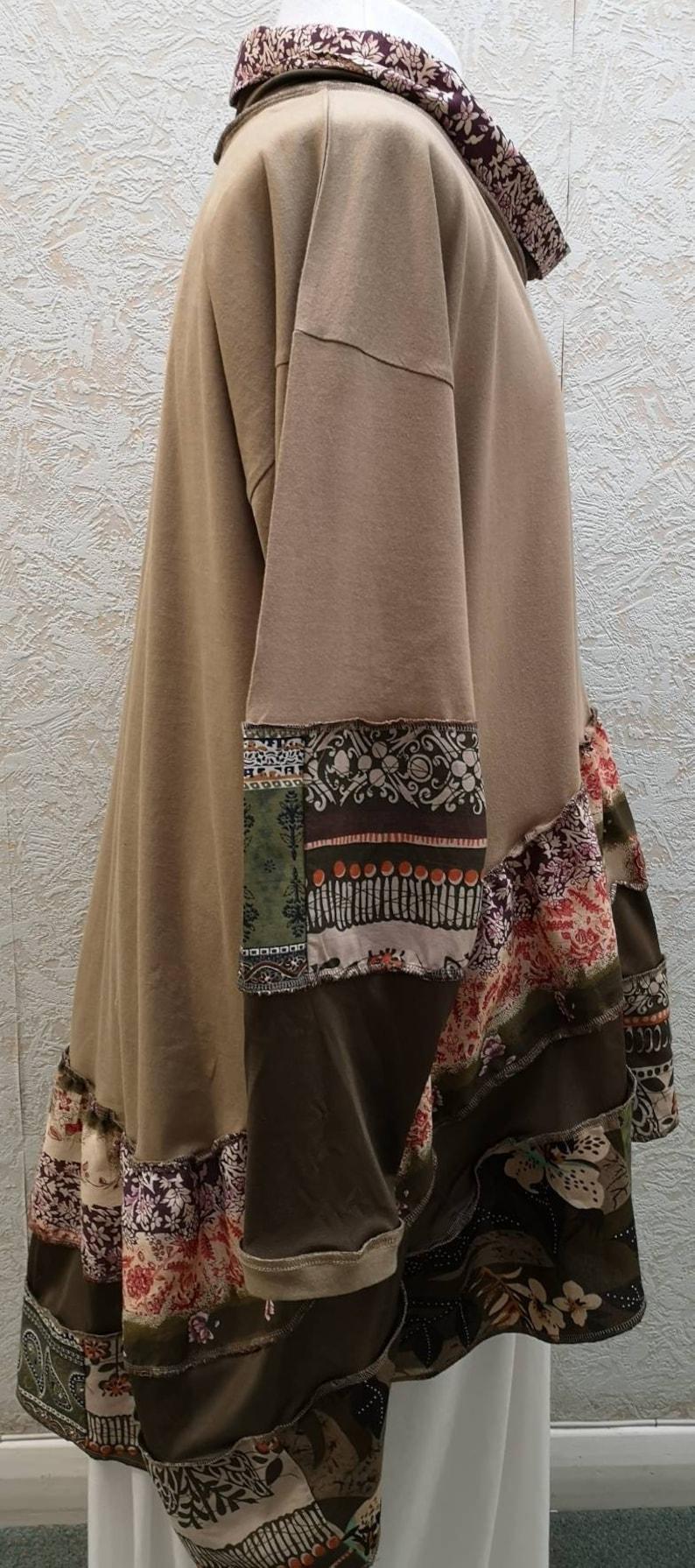 Handmade boho dress