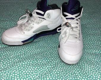 online store a75fc 968cf Nike Jordan Retro V Grape Size 6