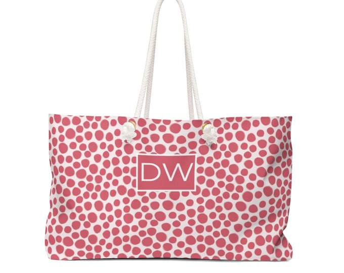 Bubbles Travel Tote